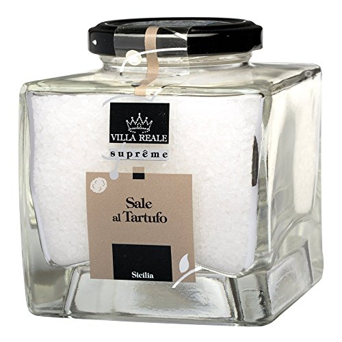 Campo D'Oro TRUFFLE SEA SALT by Campo D'Oro