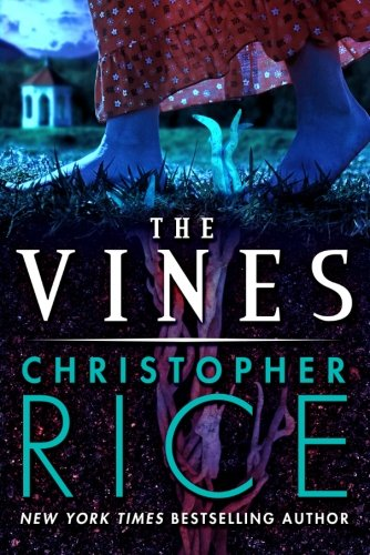 Book cover from The Vines by Christopher Rice
