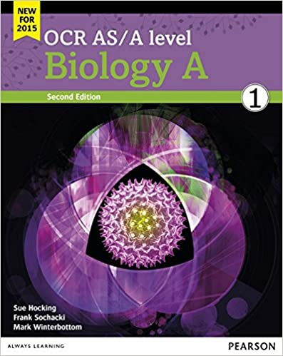 OCR AS/A Level Biology a Student Book 1 + Activebook 2015 (OCR A Level Science (2015)) by Ms Sue Hocking (29-Apr-2015)