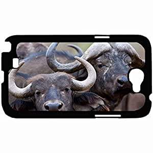 New Style Customized Back For Iphone 6 4.7 Inch Case Cover Hardshell , Back African Buffalo Personalized For Iphone 6 4.7 Inch Case Cover