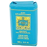 4711 by Muelhens for Men and Women: CREAM SOAP 3.5 OZ (BOX OF 3)