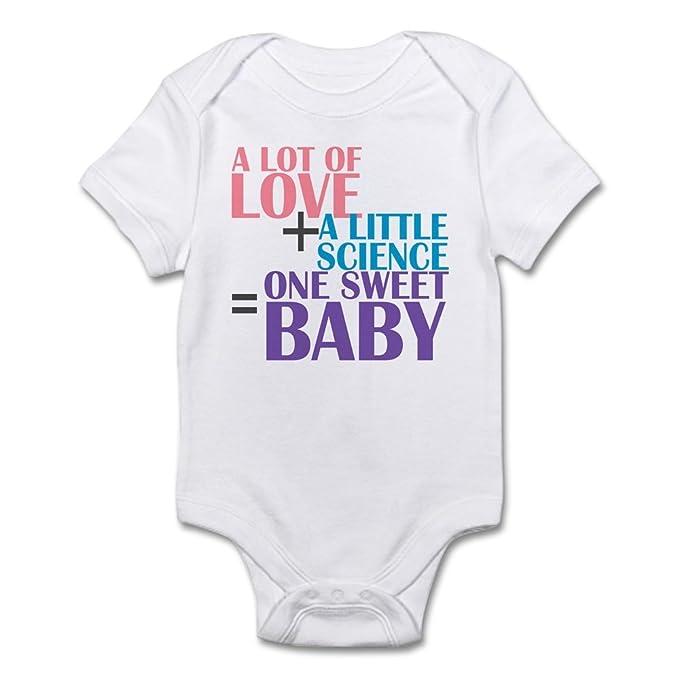 add19cb130b6 Amazon.com  CafePress IVF Baby Body Cute Infant Bodysuit Baby Romper   Clothing