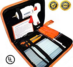 Image of the product Hot Melt Glue Gun Kit that is listed on the catalogue brand of HELI.