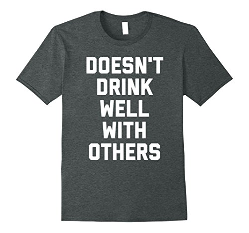 Man Doesnt Drink - 3