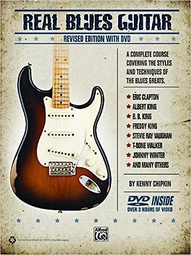 real blues guitar book dvd