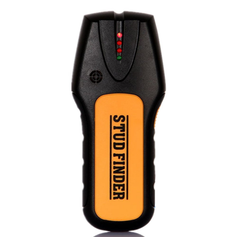 3-i-1 Stud Finder, CFStore@ Portable AC Wire Metal Scanner Wood Stud Finder Detector (HLC-TS78B)