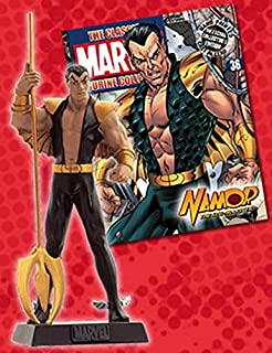 Figura de Plomo Marvel Figurine Collection Nº 36 Namor the Submariner
