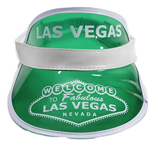 Forum Novelties Las Vegas Visor, Green]()