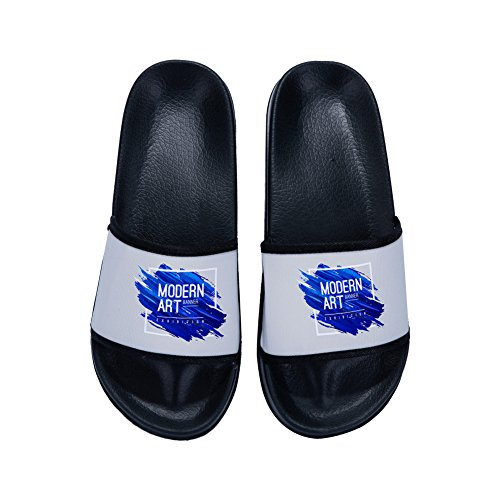 39 Talla de Irma00Eve M Vestir Negro Mujer Color Sandalias para EU 0085wq6x