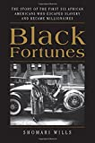 #8: Black Fortunes: The Story of the First Six African Americans Who Escaped Slavery and Became Millionaires