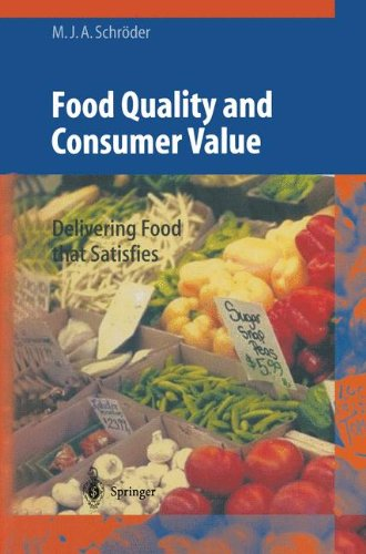 Food Quality And Consumer Value  Delivering Food That Satisfies