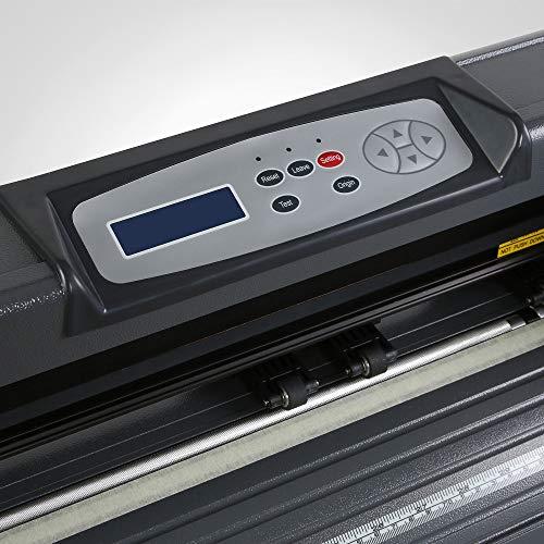 FINCOS Vinyl Cutter 53'' Sign Cutting Plotter W/ARTCUT Software - Design/Cut by FINCOS (Image #3)