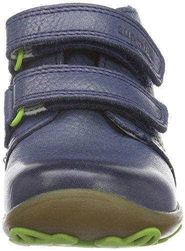 Superfit Donny - Botas de senderismo Bebé-Niñas Azul - azul (water combi 88)