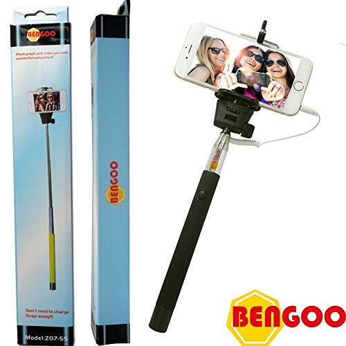 iphone accessories bengoo extendable no charger charging free no bluetooth wired remote. Black Bedroom Furniture Sets. Home Design Ideas