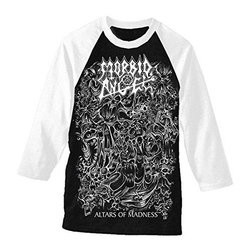 Morbid Angel - Altars Of Madness Baseball T shirt