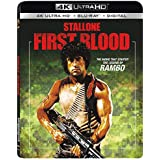 RAMBO: FIRST BLOOD 4K Ultra HD + Blu-ray + Digital