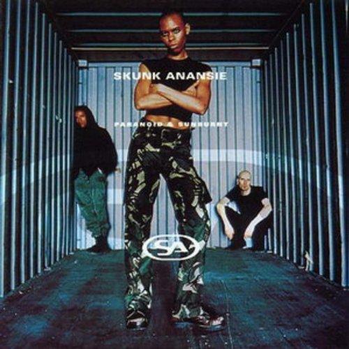 CD : Skunk Anansie - Paranoid & Sunburnt (CD)