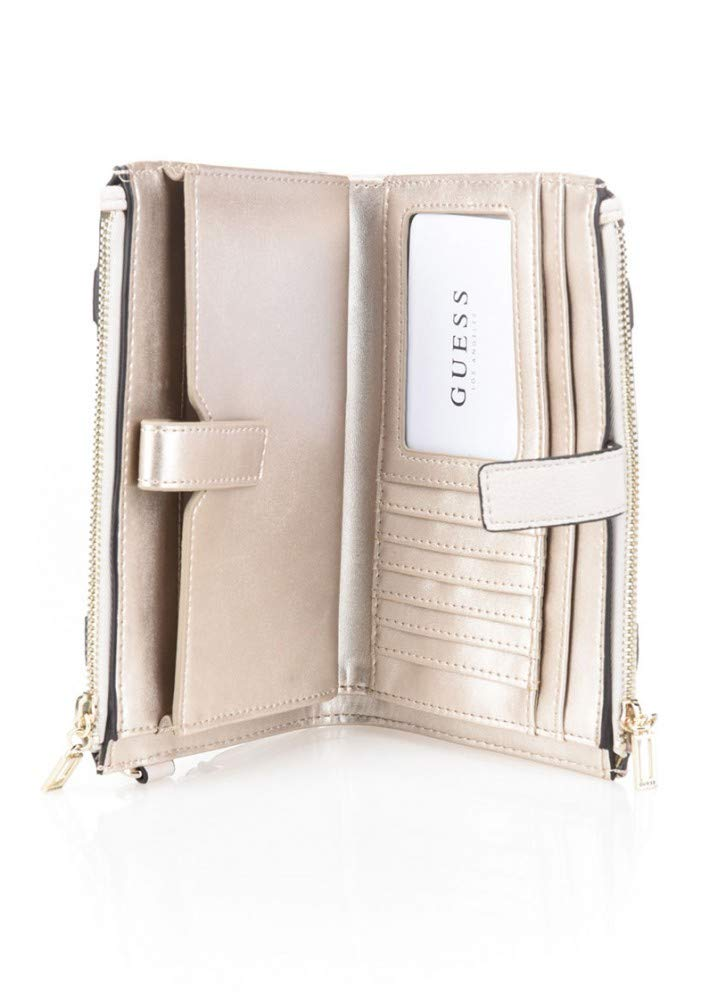Guess SWEL71 80620 Robyn Slg Double Zip Organizer