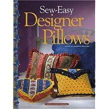 Sew Easy Designer Pillows