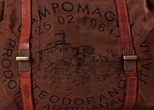 Campomaggi, Borsa a mano donna Marrone cognac taglia unica