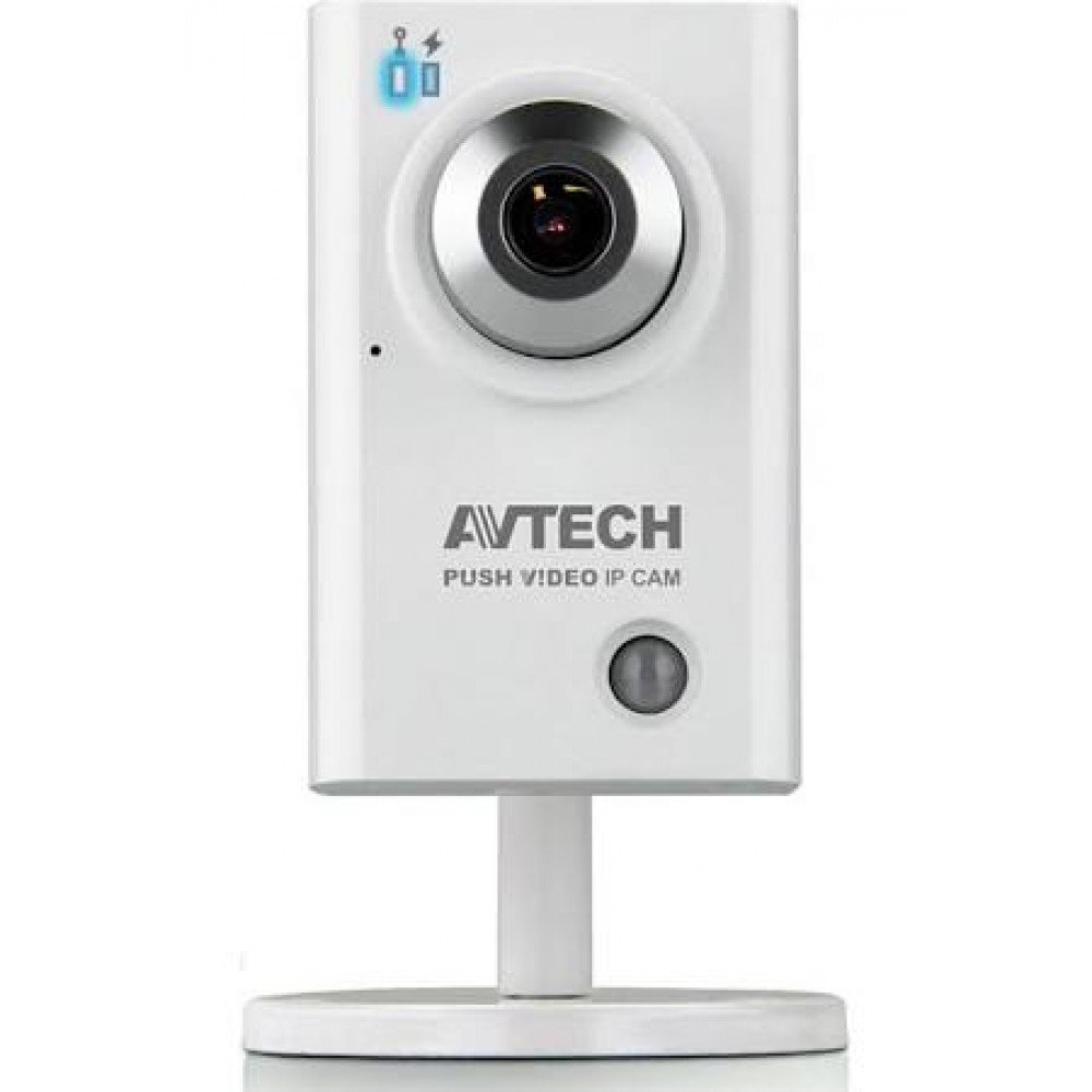 Avtech AVN80X 1 3 MP Fixed Indoor Network Camera with Push Video