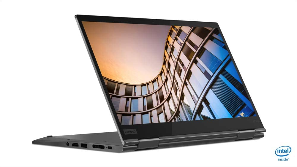 "Lenovo ThinkPad X1 Yoga 4th Gen 20QF000KUS 14"" Touchscreen 2 in 1 Ultrabook - 2560 X 1440 - Core i7 i7-8665U - 16 GB RAM - 512 GB SSD - Gray - Windows 10 Pro 64-bit - Intel UHD Graphics 620 - in-"