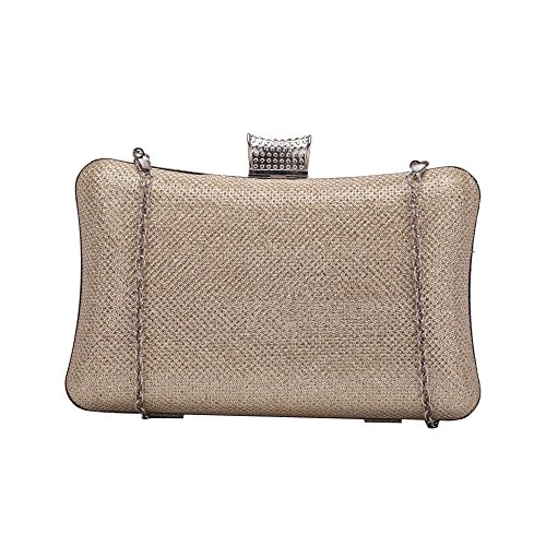 VESIA for Clutch Evening Party Women Rhinestones Coffee Luxury Purse Bag Rhombus Floral Bags vrvRY