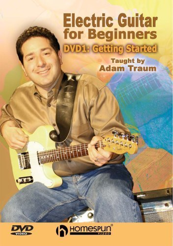 Electric Guitar for Beginners: DVD 1 - Getting Started