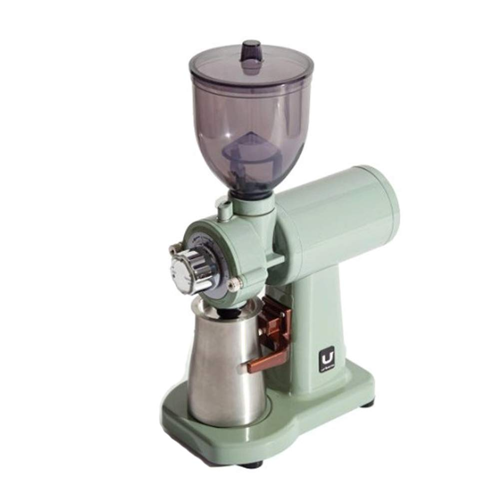 Urbanic 060 Home Automatic Electric Coffee Grinder Grinding Mill 220V (Green) by [UrbanicOEM] (Image #1)