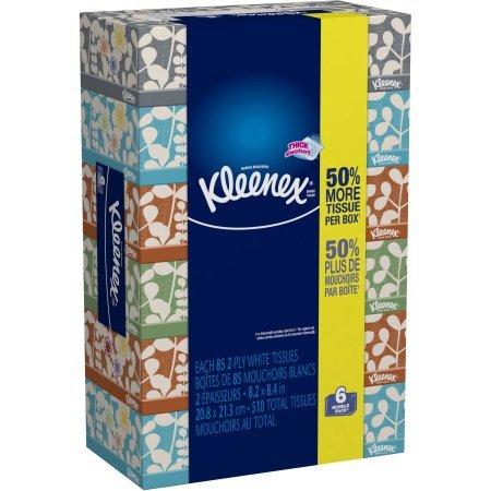 kleenex-everyday-facial-tissues-85-tissues-per-flat-box-pack-of-6