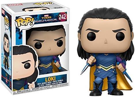 Amazon.com: Funko Pop! Marvel: Thor Ragnarok - Loki ...