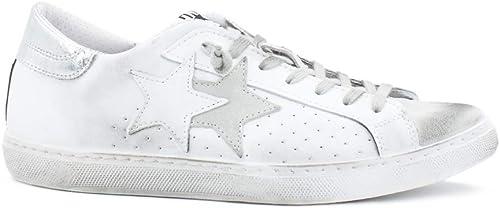 2Star 2SU2609 Sneakers in Pelle da Uomo: Amazon.it: Scarpe e