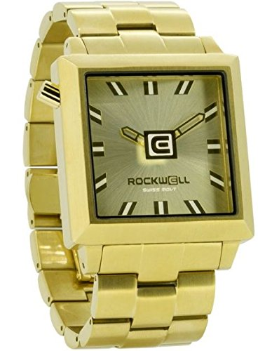 Rockwell Time Men's 40mm 2 Watch, Gold by Rockwell Time