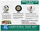 Asbestos, Lead, and Mold Combo Test Kit (5 Bus. Days) Schneider Labs