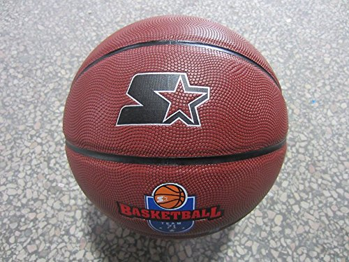 Starter - Balón Baloncesto Cuero Color Unico Talla 5: Amazon.es ...