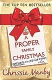 """""""A Proper Family Christmas"""" av Chrissie Manby"""