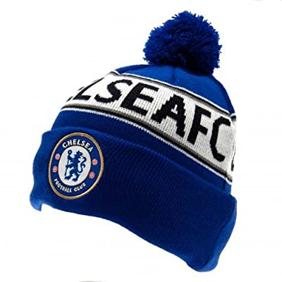 SEI Chelsea Text Cuff Knitted Hat - Multi-Colour