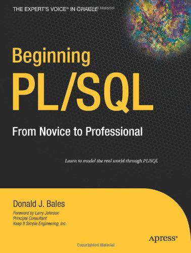 What are the best books for learning SQL and pl/sql - Oracle