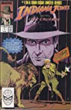 INDIANA JONES AND THE LAST CRUSADE: #1 (of 4)