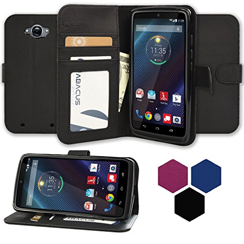 DROID Turbo Abacus24 7 Wallet Cover product image