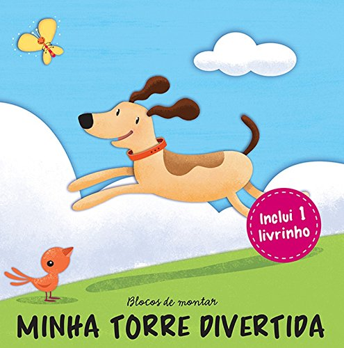 Minha Torre Divertida. Blocos de Montar (Em Portuguese do Brasil)