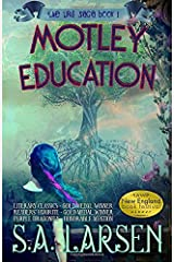 Motley Education (The Urd Saga) Paperback