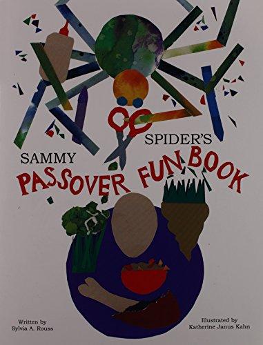 Sammy Spider's Passover Fun Book (Sammy Spider (Sammy The Spider)