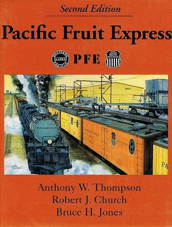 Reefer Express (Pacific Fruit Express)