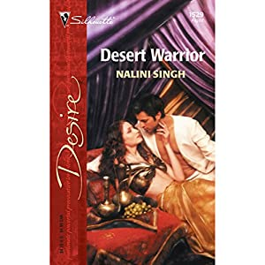 Desert Warrior Audiobook