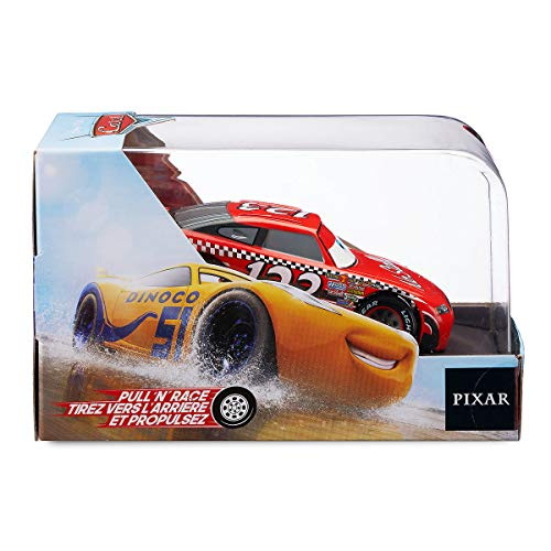 - Pull 'N' Race Todd ''The Shockster'' Marcus Die Cast Car - Cars