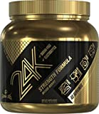 Gamma Labs 24K Premium Pre-Workout Supplement with Nitric Oxide, Creatine and Gold Flakes | Enhanced Blood Flow and Oxygen| Explosive Energy and Focus | 40 Servings For Sale