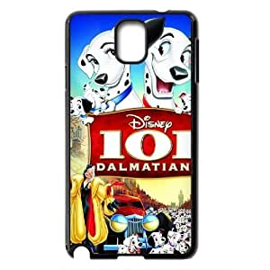 101 Dalmatians Cartoon Pattern Productive Back Phone Case For Samsung Galaxy NOTE3 Case Cover -Style-1