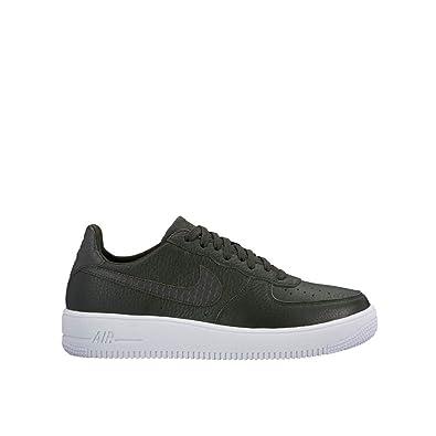 on sale 29808 c9fde Nike Scarpe Air Force 1 Ultra Force Verde Militare P E 2018 818735-300