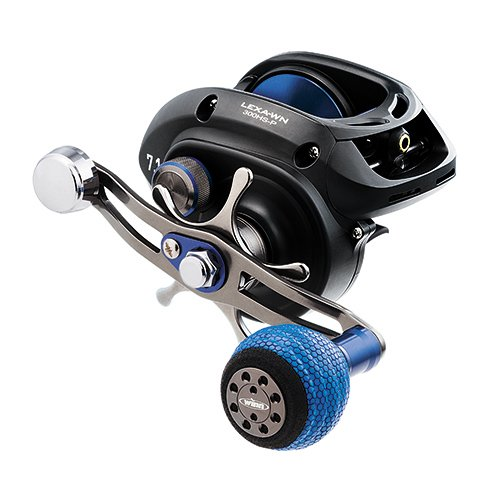 Daiwa LEXA-WN300HS-P Lexa Type WN Casting Reel, Right for sale  Delivered anywhere in Canada